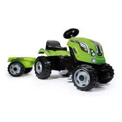 Smoby Τρακτέρ Με Καρότσα Farmer XL Πράσινο 710111 3032167101112