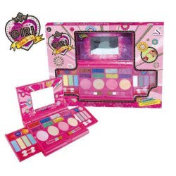 Toys-shop D.I Μακιγιάζ Σετ Make up set Fashion Girl JX028760 6990416287604