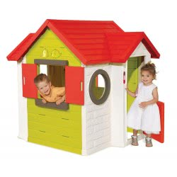 Smoby Σπιτάκι Κήπου My House 810402 3032168104020