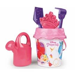 Smoby Κουβαδάκι 35Εκ Disney Princess Mm Garnished Bucket 862046 3032168620469