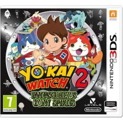 Nintendo 3DS Yo-Kai Watch 2: Bony Spirits 045496474683 045496474683