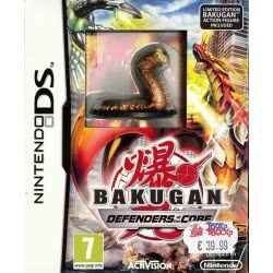 Activision DS BAKUGAN DEFENDER OF THE CORE 5030917089107 5030917089107