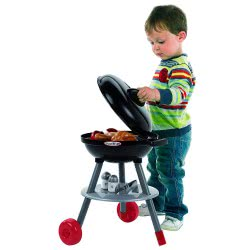 ecoiffier Black BBQ - Σετ Ψησταριάς 668 3280250006688