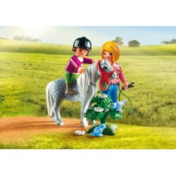 Playmobil Pony Walk 6950 4008789069504