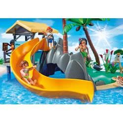 Playmobil Εξωτικό νησί με Beach Bar 6979 4008789069795