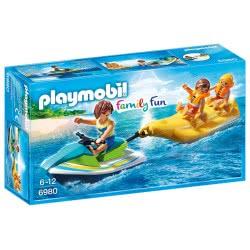 Playmobil Aqua Scooter με μπανάνα 6980 4008789069801