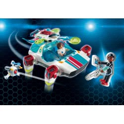 Playmobil O DNA με το FulguriX 9002 4008789090027