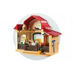 Playmobil Φάρμα των πόνυ 6927 4008789069276