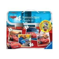 Ravensburger ΠΑΖΛ 4 ΣΕ 1 WD CARS 05-07044 4005556070442