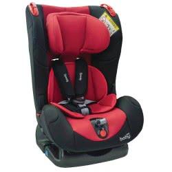 just baby Κάθισμα Ασφαλείας Αυτοκινήτου SPEEDY GROUP 0+,1,2 (0-25 kg) Χρωμα Black-Red JB-2010-BLACK-RED 9140120101698