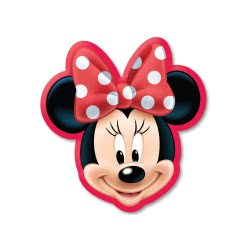 Diakakis imports Minnie Μαξιλάρι 35Cm 000561563 5205698219894