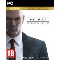 SQUARE ENIX PC Hitman: The Complete 1St Season Steelbook Edition 5021290076280 5021290076280