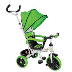 Family KBC Ποδηλατάκι Τρίκυκλο Family Nof-988 Πράσινο 9880GREEN 5221275906308