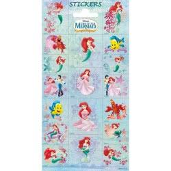 Gialamas Αυτοκόλλητα Disney Little Mermaid SD076593 5425016607657