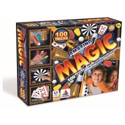 Desyllas Games Δεσύλλας Επιτραπέζια Amazing Magic 100 Tricks 520127 8854019089004