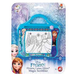 As company Πίνακας Γράψε - Σβήσε Disney Frozen Travel 1028-13056 5203068130565