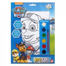 As company Φύλλα Ζωγραφικής Art Set Paw Patrol 1023-66205 5203068662059