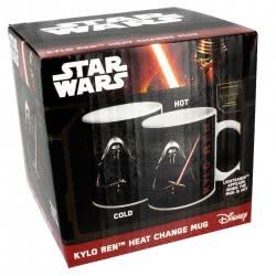 Gialamas Star Wars Κούπα πορσελάνης με αλλαγή σχεδίου Kylo Ren PAL02867 5055964700331
