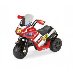 Peg-Perego Toys PEG-PEREGO ΜΠΑΤΑΡΙΟΚΙΝΗΤΗ ΜΗΧΑΝΗ 6V DESMOSEDICI ED0919 8005475357293