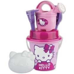 ANDRONI Giocattoli CONF. MARE 2A HELLO KITTY MAKE UP: Σετ Παραλίας 1335-0HKM 8000796873354