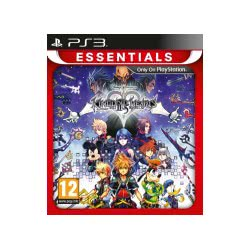 SQUARE ENIX PS3 Kingdom Hearts HD 2.5 Remix (Essentials) 5021290072657 5021290072657