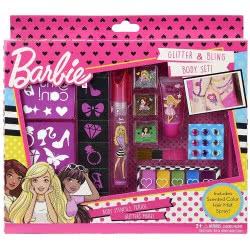 Markwins Barbie Σετ Γκλίτερ Σώματος 028630 4038033970881