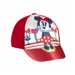Cerda Καπέλα Baby Minnie Red No.44 22000001450 8427934814183