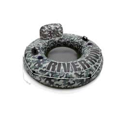 INTEX Φουσκωτή Πολυθρόνα Θαλάσσης Camo River Run 58835 078257588350