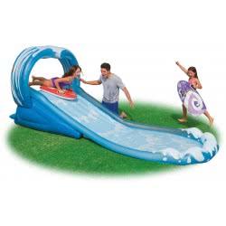 INTEX Πισίνα Φουσκωτή Surf N Slide 57469 6941057402529