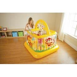 INTEX Φουσκωτό γυμναστήριο Soft-Sides Lil` Baby Gym 117x117x117cm x 48473 6941057444734