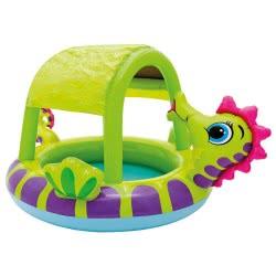 INTEX Πισίνα Seahorse Baby 57110 6941057451107