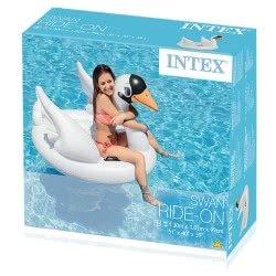INTEX Φουσκωτός Κύκνος 57557 6941057403014