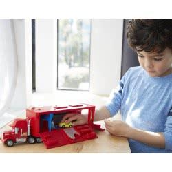 Mattel Cars 3 - Νταλίκα Του Μακ Με Εκτοξευτή Και 2 Αυτοκινητάκια DXY87 887961406931