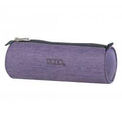 POLO Pencil Case Big Roll Κασετίνα Μωβ 937010-94-00 5201927097356