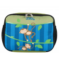 POLO Τσαντάκι Φαγητού Lunch Box Animal Junior Μαϊμού 907123-61-00 5201927097028