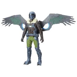 Hasbro Spider-Man 12In Electronic Marvels Vulture C0701 5010993350896