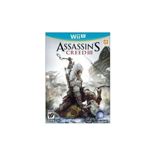 UBISOFT Wii U Assassins Creed Iii WiiU0010 3307215655016