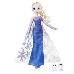 Hasbro Frozen Northern Lights Fashion Doll Έλσα B9201 5010993354030