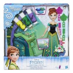 Hasbro Play-Doh Frozen Fashion Doll With Doh-Vinci B6167 5010994954727