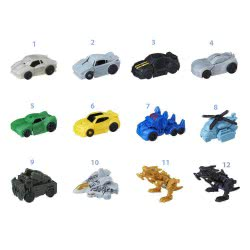 Hasbro Transformers The Last Knight Mv5 Tiny Changers  - 12 Σχέδια C0882 5010993365227