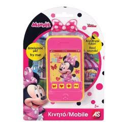 As company Παιδικό Κινητό Minnie 1027-64209 5203068642099