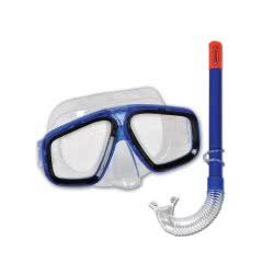 POSEIDON Σετ Μάσκα και Αναπνευστήρας Ambotis - 4 Χρώματα 724061 5200129043499