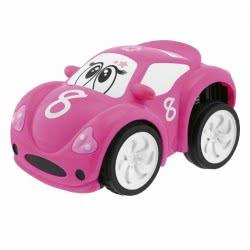 Chicco Αυτοκινητάκι Turbo Touch Pinkpower Z02-00869 8003670718758