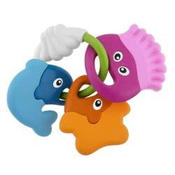 Chicco Βρεφικό Παιχνίδι Οδοντοφυΐας Χρωματιστά ψαράκια Y02-05956-00 8058664007615