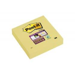 3M Χαρτάκια 3Μ Κίτρινα 76X76 90Φ 076654101 051141968797