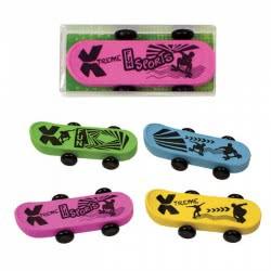 TRENDHAUS Γομολάστιχες Skateboard - 4 Χρώματα 941831 4032722941831