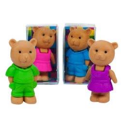 TRENDHAUS Γομολάστιχες Teddy Bear - 4 Χρώματα 939104 4032722939104