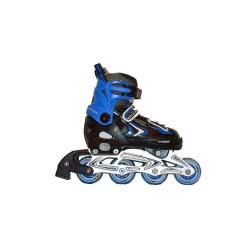 ΑΘΛΟΠΑΙΔΙΑ Roller-Παγοπέδιλα 2Πλης Εφαρμογής 33-36 Αυξομειούμενα Μπλε 002-1085/A/33 9985775017907
