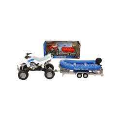 As company Teamsterz Οχήματα Quad Rescue - 2 Σχέδια 7535-72248 5050837224815