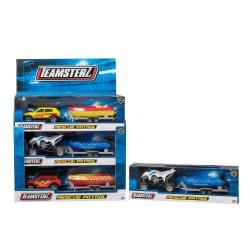As company Teamsterz Οχήματα Rescue Patrol - 3 Σχέδια 7535-73537 5050837353713